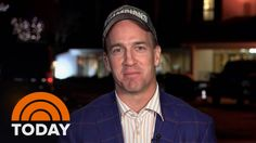 Peyton Manning On 'Special' Super Bowl, Potential Retirement | TODAY