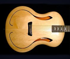 Jon Kammerer Acoustic-Electric Pegasus Guitar on http://www.gearculture.com
