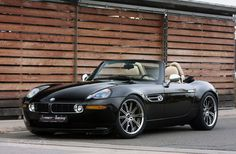 Used BMW Z8 (E52) High Performance Roadster - BMW AG (Bavarian Motor Works) produced the BMW Z8  roadster from 1999 through to 2003.