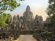 Angore, Bayon Temple