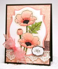 For Mom by Pattie G. - Cards and Paper Crafts at Splitcoaststampers