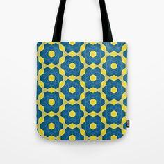 Keyline cubes Tote Bag by g-man G Man, Reusable Tote Bags, Patterns, Stuff To Buy, Fashion, Block Prints, Moda, Fashion Styles, Fashion Illustrations