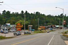 Sioux Narrows, Ontario Canada