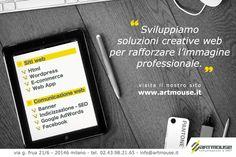 www.artmouse.it website