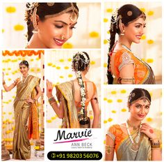 South Indian bride, Indian bridal jewellery