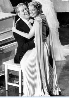 Sweethearts 1938 Jeanette MacDonald and Nelson Eddy - ARM Collection