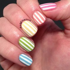 Okc thunder nails my nail art pinterest nails and thunder prinsesfo Images