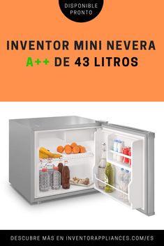 18 Ideas De Mini Neveras Y Frigoríficos Retro En 2021 Neveras Inventores Mini