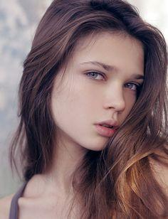 Alexandra Karasyova, Russian Model | Irina Vorotyntseva.