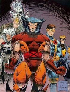 STAR TREK X-MEN #1 NM Wolverine Uncanny 1996 Marvel Comics Marc Silvestri