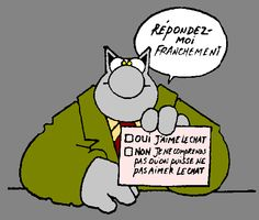 "Humour ""Le chat"" de Philippe Geluk - Images"
