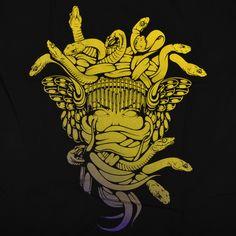 Crooks & Castles - Medusa logo