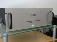 Audio Research D76-A Stereo Power Amplifier. Do you ever wonder what God created on the eighth day?