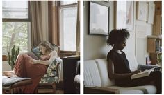 Women Reading - Reading Women (2012 - 2013), Carrie Schneider ...