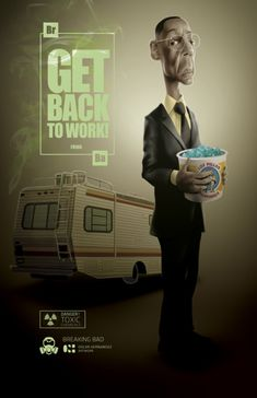 "Gus Fring (Giancarlo Esposito) from ""Breaking Bad"" Breaking Bad Tv Series, Breaking Bad Poster, Breaking Bad Art, Best Series, Best Tv Shows, Bad Fan Art, Braking Bad, Bad Quotes, Creation Art"