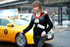 Street Style de Fashion Week Nueva York