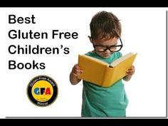 Award Winning Gluten-Free Books for Kids