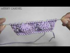 COMO TEJER PUNTO PARA MANTITA O COLCHITA DE BEBE - YouTube Knitting Videos, Knitting Stitches, Knitting Patterns, Needlework, Sewing, Youtube, Crafts, Crocheting Patterns, Craft