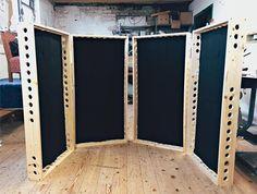 Gobo (Acoustic Panels)  #rootsfurniture #Gobo #acousticpanels