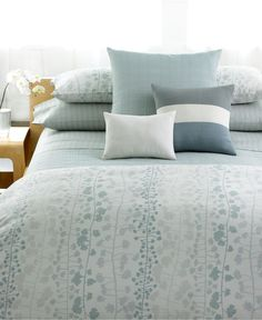 Calvin Klein Bedding, Cottonwood Comforter and Duvet Cover Sets - Bedding Collections - Bed & Bath - Macy's