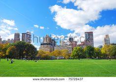 Belvedere Castle Central Park Skyline Stock Photography   Shutterstock