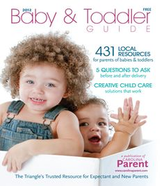 Just out: Our 2012 Baby & Toddler Guide