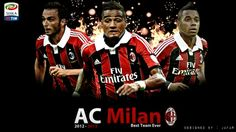 Ac Milan 2012-2013 Best HD Wallpapers