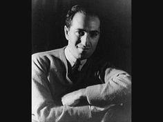 """Gershwin    http://www.gershwin.com/  """"Rhapsody in Blue""""  http://www.youtube.com/watch?v=1U40xBSz6Dc"""