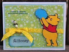 Nana's Scrap Spot: Winnie the Pooh and some Winners!!!!!!!