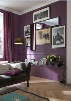 16 Meilleures Images Du Tableau Deco Violet Deco Violet