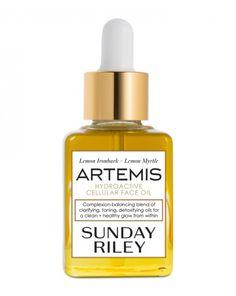 ARTEMIS HYDROACTIVE CELLULAR FACE OIL BY {SUNDAY RILEY} £98.00