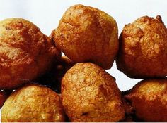 Copycat Long John Silvers Hushpuppies Recipe Minched hmmmmIll try in spite of no spell check Restaurant Recipes, Seafood Recipes, Cooking Recipes, Bread Recipes, Fried Fish Recipes, Cooking 101, Muffin Recipes, Quick Recipes, Vegetarian Recipes