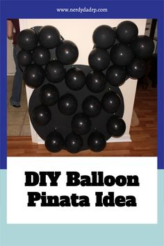 DIY Balloon Pinata Idea: A balloon pinata is basically candy-filled balloons that you have the children pop. The candy-filled balloons are attached to a board. Balloon Pinata, Balloons, Make Money From Home, How To Make Money, Childrens Party, Mom Blogs, Blog Tips, Parenting Advice, Activities For Kids