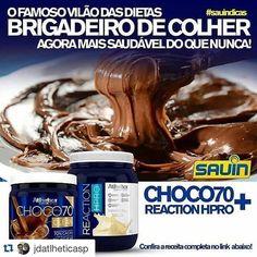 #Repost @jdatlheticasp with @repostapp.  #Repost @sauinnews with @repostapp  Receita saudável Brigadeiro de colher - 01 colher (de sopa) do CHOCO70 - 01 colher (de sopa) de pasta de amendoim integral sem açúcar - 01 medida do whey Reaction HPRO - adicione água ou leite É só misturar tudo! #atlheticanutrition #Choco70 #whey #ReactionHPRO #hpro #amarcadosgigantes #lifeishardcore #receita #brigadeiro #sobremesa #saudavel #vempraatlhetica #suplementos #emagrecendosemsofrer #dicafit #fit #Fitchef…