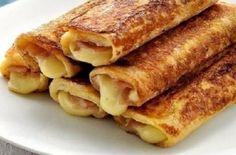 Υπέροχες αυγοφέτες με ζαμπόν και τυρί! - Γεύση & Συνταγές - Athens magazine