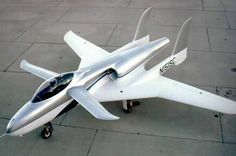 Scaled Composites ARES attack aircraft prototype, note the single off-axis turbofan on top! Military Jets, Military Aircraft, Kit Planes, Flying Wing, Flying Boat, Private Plane, Private Jets, Experimental Aircraft, Civil Aviation