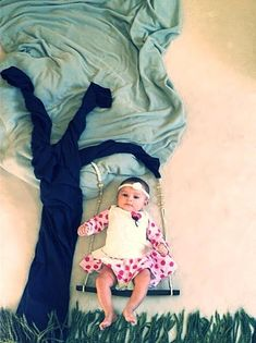 Adele Enerson inspired baby pic