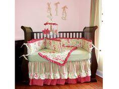 bedding option for little girl