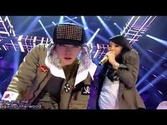 "G-Dragon ""R.O.D"" (Feat. CL) [SBS Inkigayo]"