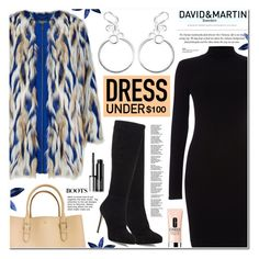 """""""David and Martin Jewellery 19"""" by anyasdesigns ❤ liked on Polyvore featuring Phase Eight, Jimmy Choo, Kate Spade and Clinique"""