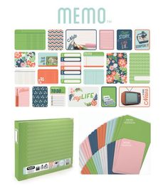 2013 CHA Release - We R Memory Keepers - Albums Made Easy - Metro