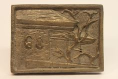 Class of 1968 bronze time capsule cover