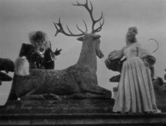 BEAUTY AND THE BEAST (1946) DP: Henri Alekan | Dir: Jean Cocteau, René Clément