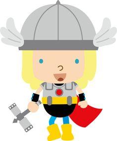 Super Heróis - Minus Superhero Clipart, Cute Clipart, Superhero Birthday Party, Planner Decorating, Cute Images, Figurative Art, Pikachu, Hello Kitty, Clip Art