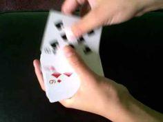 color change card trick