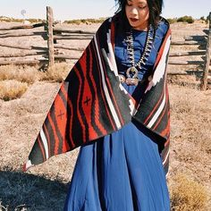"""What makes the desert beautiful, is that somewhere it hides a well."" -- Antoine de Saint-Exupery Photo by @shondinalee #freetomoveclothing #pendleton #sunshine #woolblanket #madeinusa #fashion #tradition"