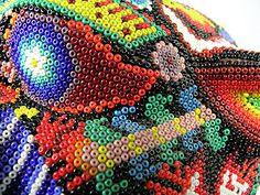 huichol bead art | Huichol Bead Art