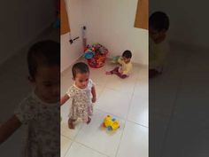 Twins fighting over toys. Funny Babies, Funny Moments, Toddler Bed, Twins, In This Moment, Youtube, Child Bed, Twin, Cute Babies