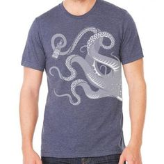BrewerShirts Cthulu Graphic Tee for #craftbeer and #homebrew enthusiasts