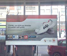 Digital Signage realizado para la nueva oficina de EDP en Murcia
